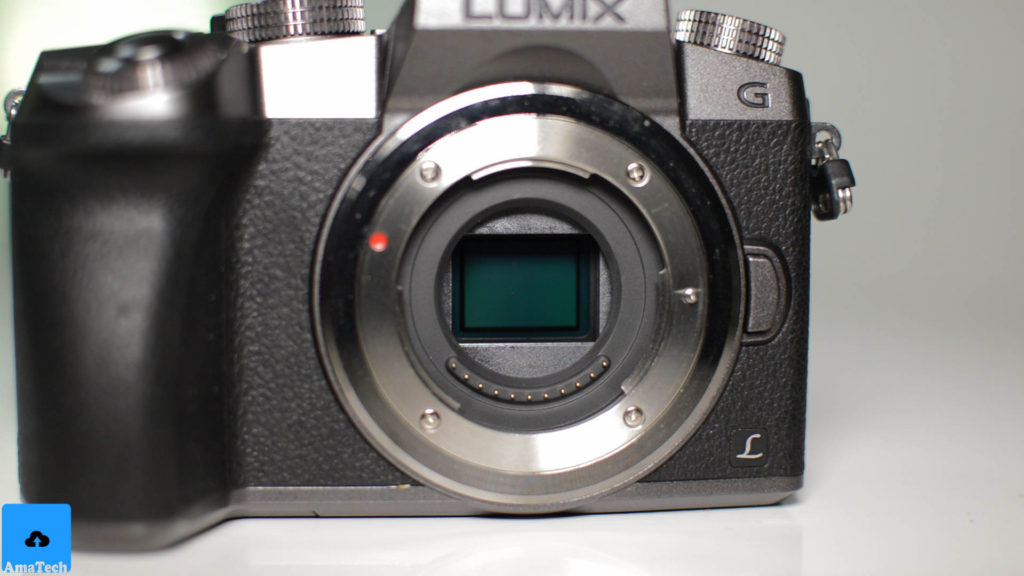 sensore LUMIX G7