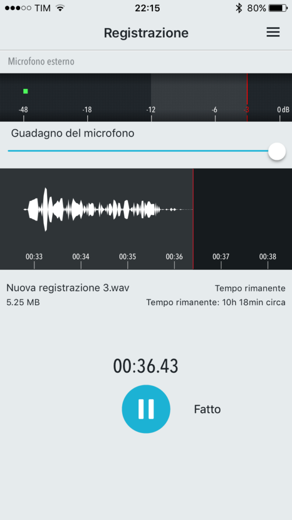 app shure MVL Lavalier