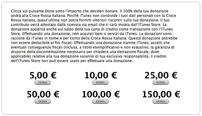 raccolta fondi per le vittime del terremoto al Centro Italia