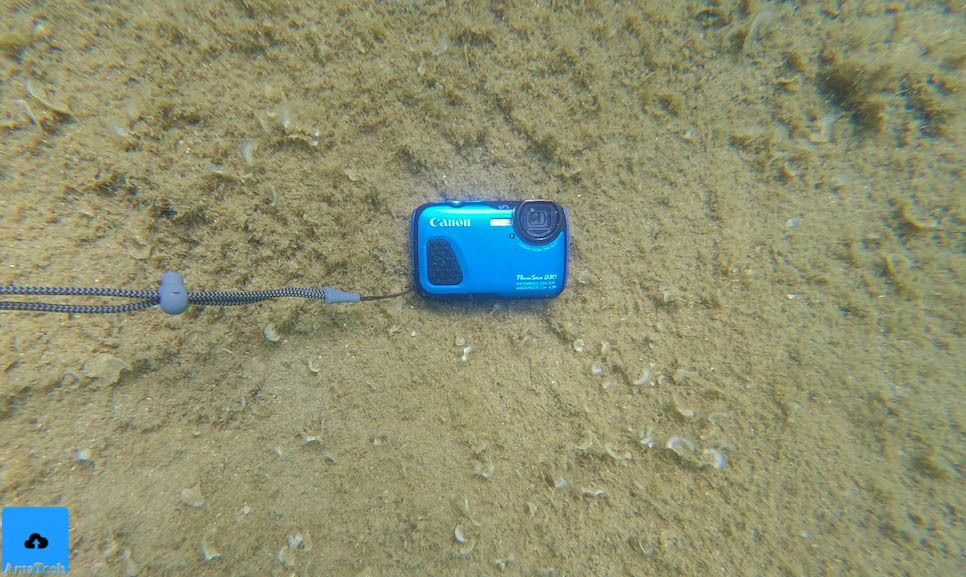 subacquea canon d30
