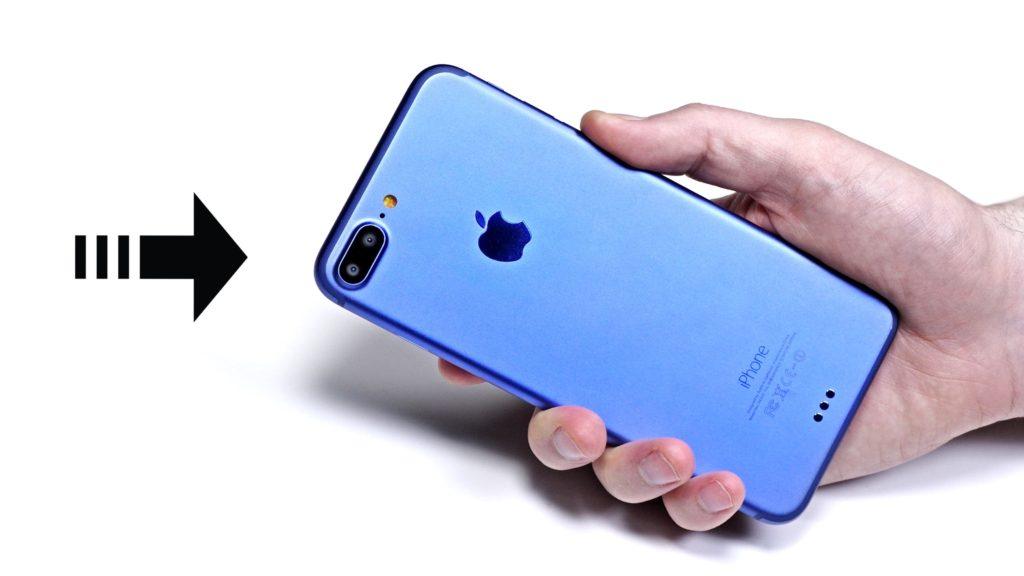 iPhone 7 registra in 4K a 60fps