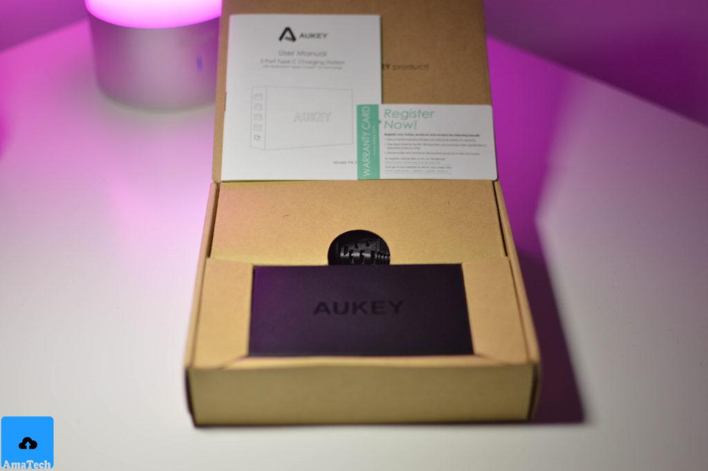 recensione-aukey-pa-y5