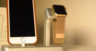 recensione-stand-in-alluminio-low-cost-per-iphone-ed-apple-watch