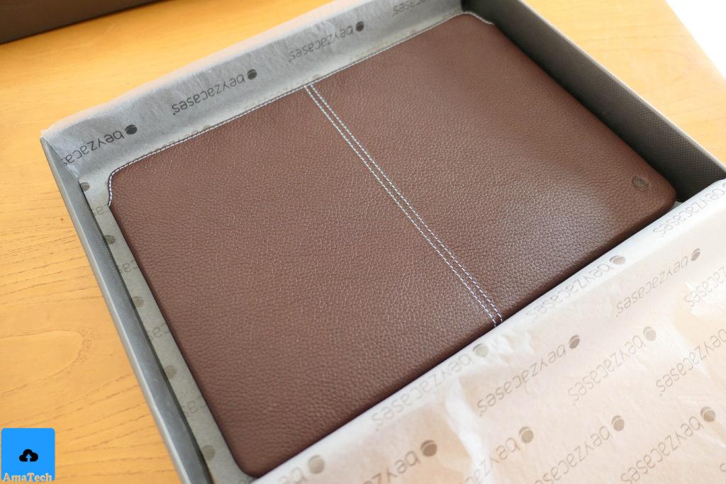 La più bella e sottile custodia MacBook vera pelle