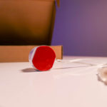 striscia LED bianca che si alimenta anche con batterie stilo