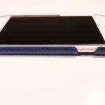 elegante cover in pelle per iPhone 7