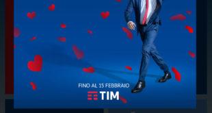 offerte TIM di San Valentino 2017