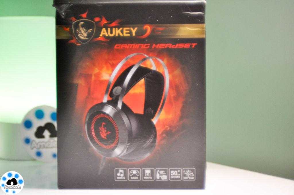 Cuffie Aukey Gaming