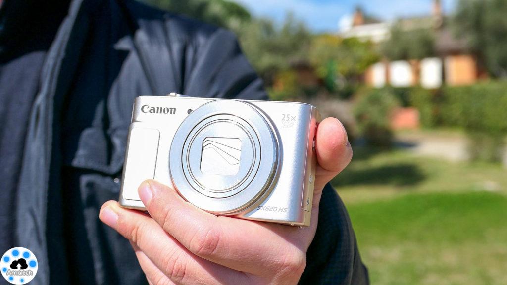 migliore fotocamera compatta economica canon