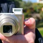 foto recensione Canon Powershot SX620 HS