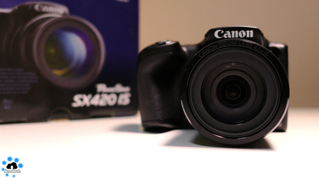 recensione canon powershot superzoom