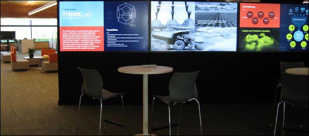 ricerca disco atomico IBM