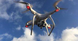 DJI e le targhe sui droni