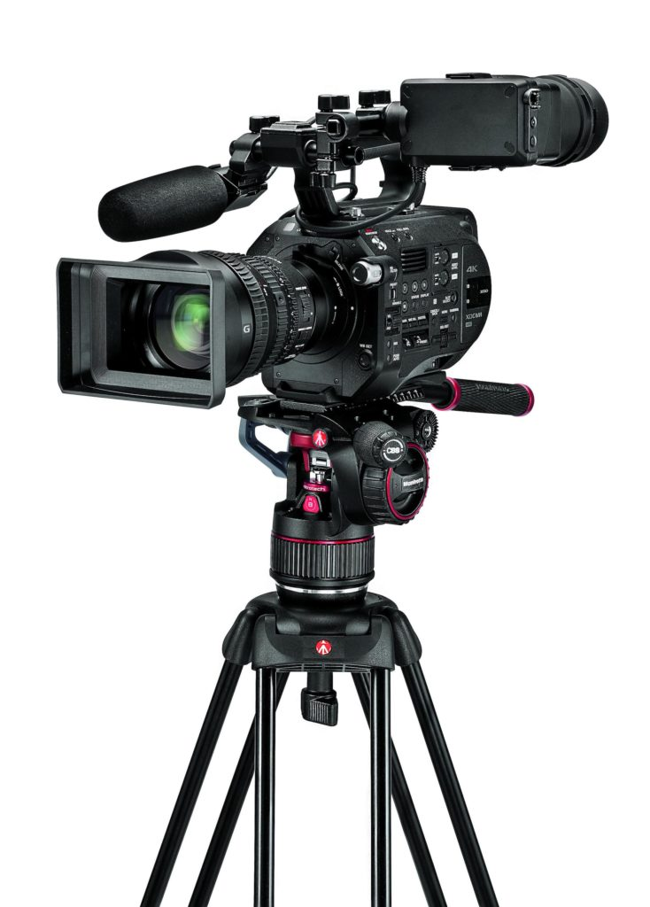 Manfrotto nitro