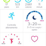 app fitbit sample