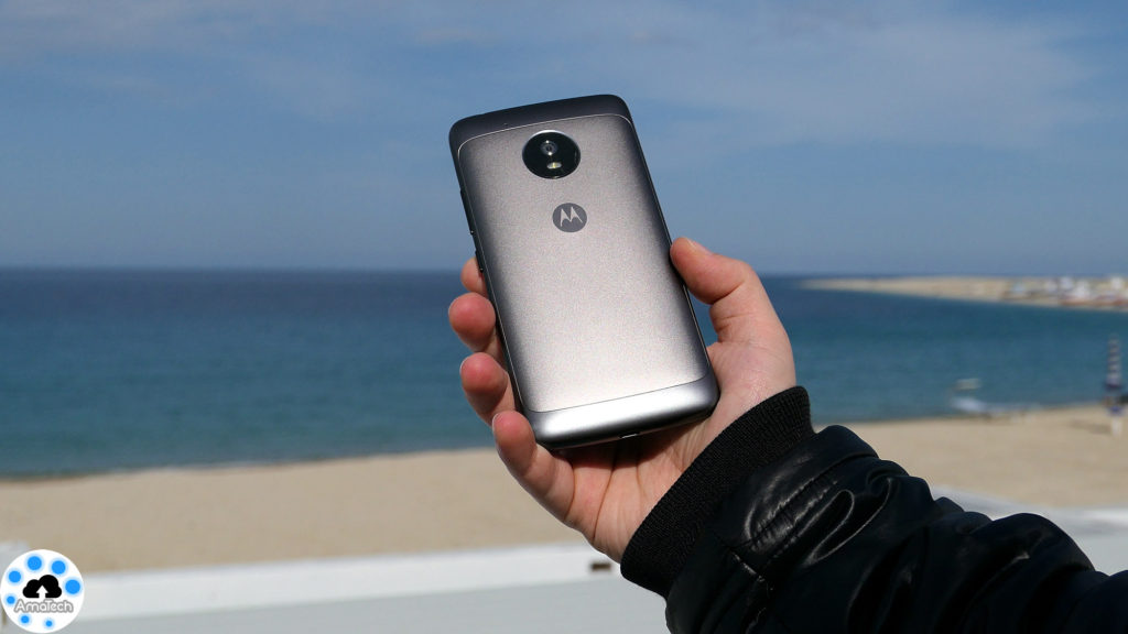 review moto g5