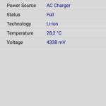 CPU Z LG G6
