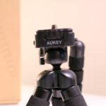 recensione Aukey mini treppiede per smartphone