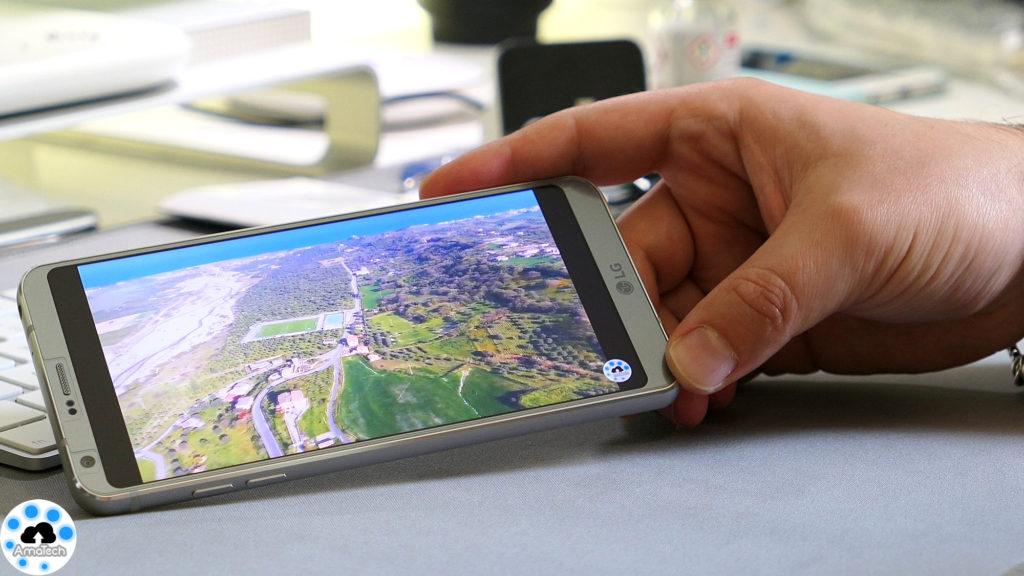 Schermo LG G6