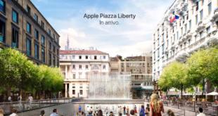 nuovo Apple Store a Milano