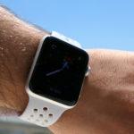 Apple Watch nike+ NRC