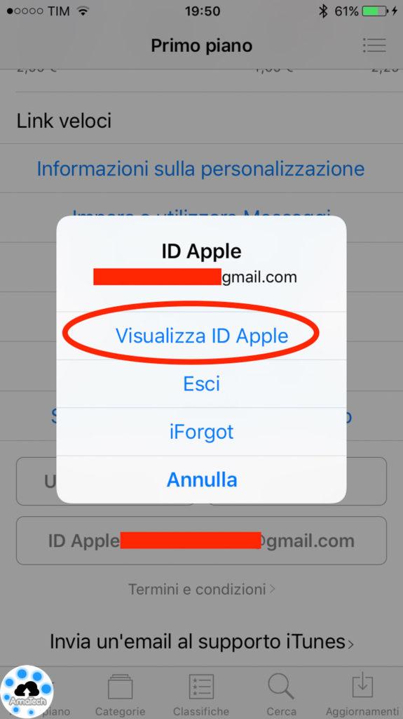 guida per attivare pagamento PayPal su App Store