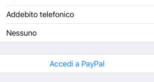 paypal app store italia
