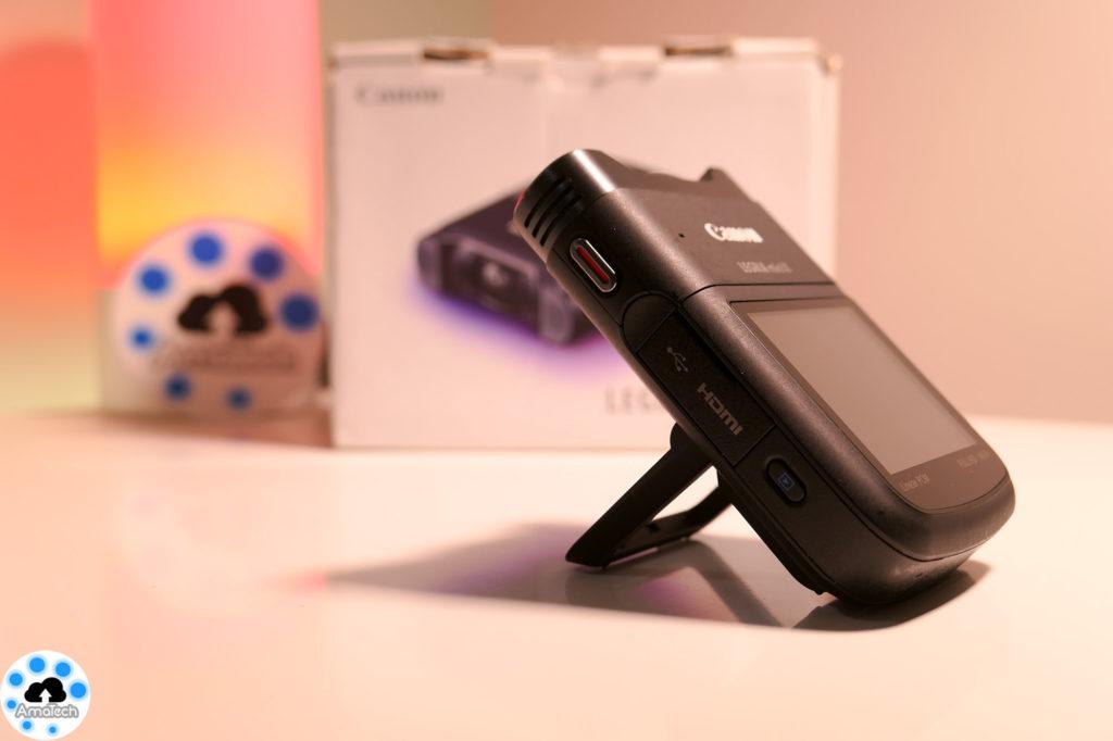 recensione Canon LEGRIA mini X