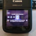test Canon LEGRIA mini X