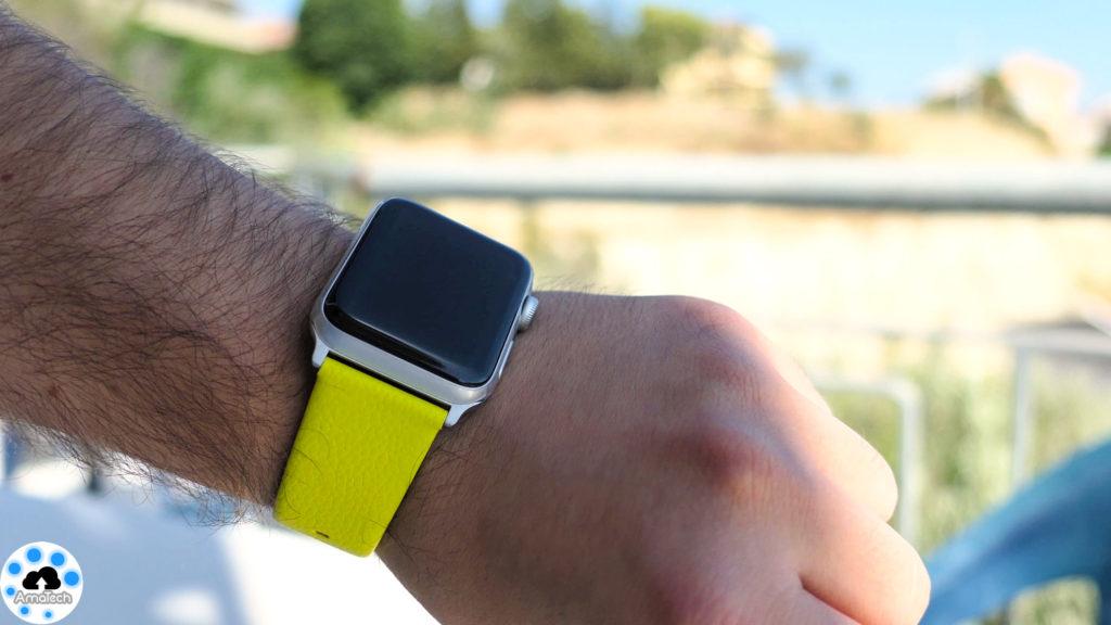recensione migliore protezione apple watch