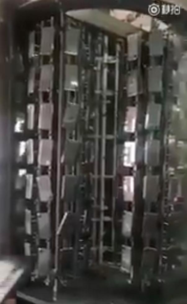 2 video di produzione di iPhone 8 rubati dalla Foxconn