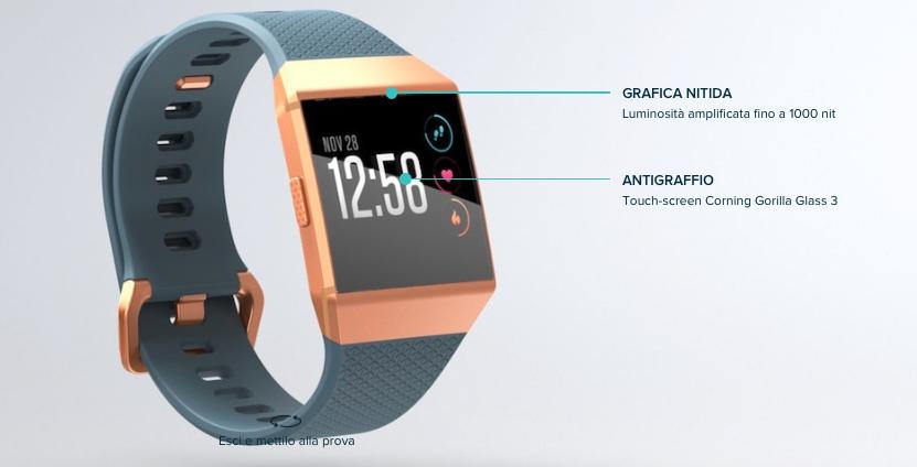 novità Fitbit Ionic