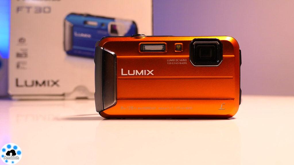 recensione lumix ft30