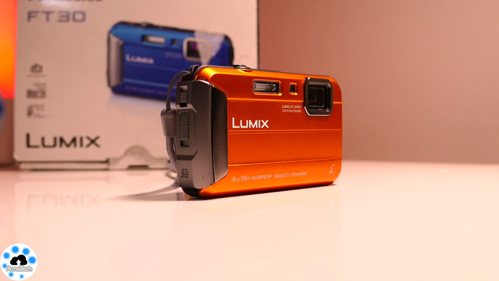 review lumix ft30