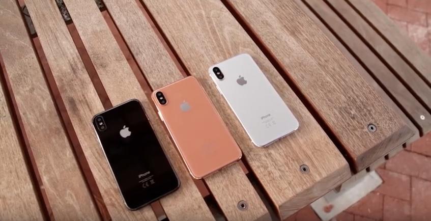 tutti i colori di iPhone 8
