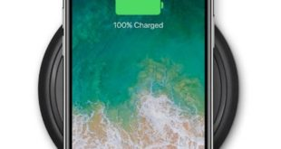 base di ricarica wireless per i nuovi iPhone