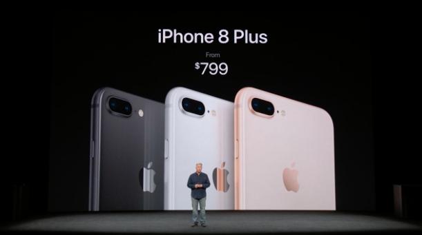 prezzi iphone 8