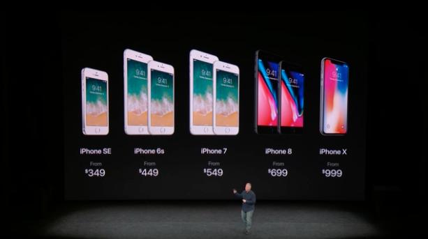 prezzi nuovi iPhone