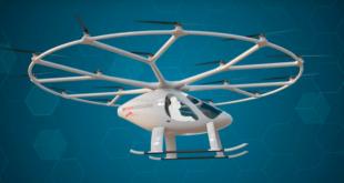 Taxi Drone a Dubai