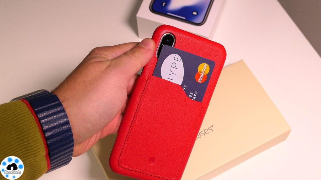 recensione feder slot iphone x