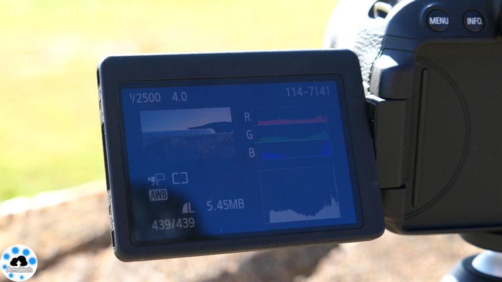 Sensore EOS 700D