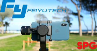 FeiyuTech SPG youtube