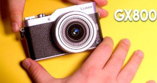 LUMIX GX800 recensione ITA