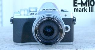 Olympus M10 mk 3 youtube