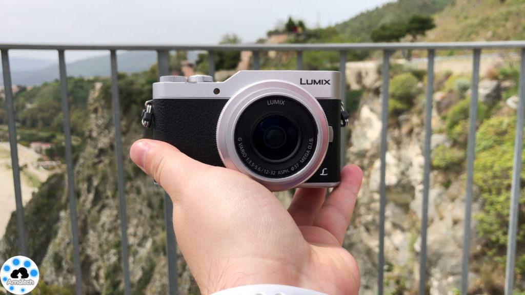 Recensione LUMIX GX800
