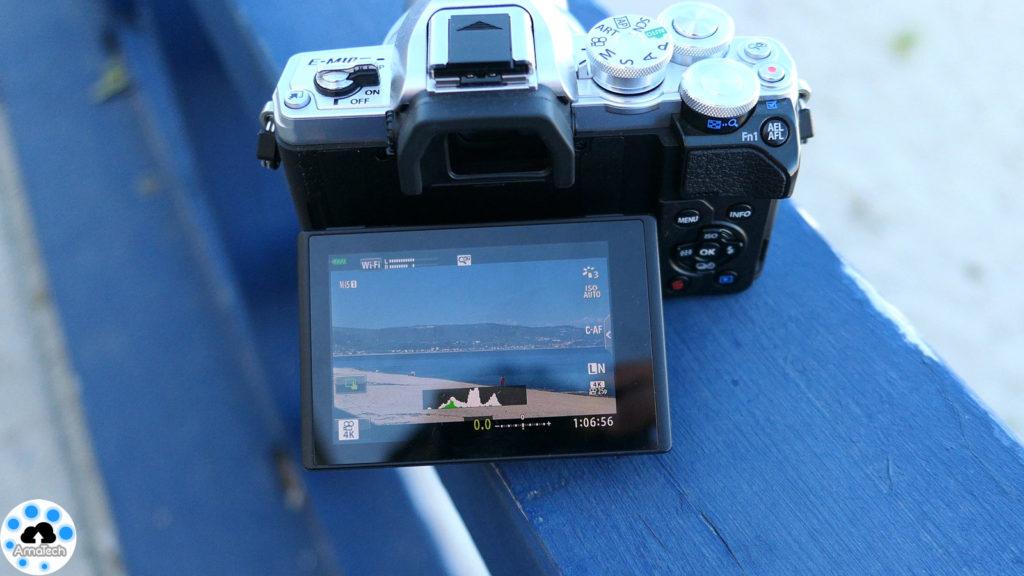 Olympus E-M10 mark 3 video