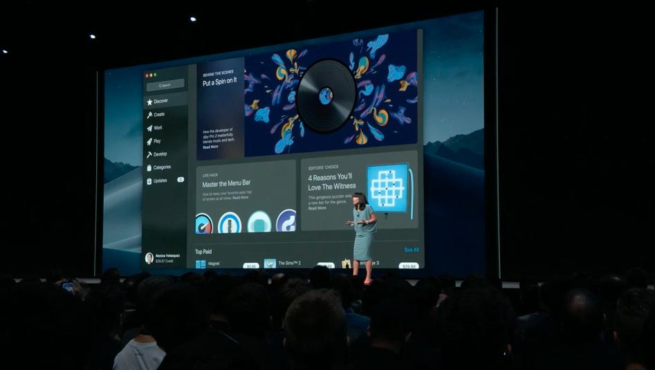 nuovo mac app store