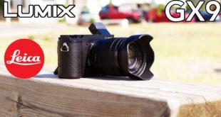 LUMIX GX9 youtube