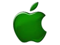 Logo Apple verde