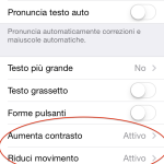 come velocizzare iOS 8 lento